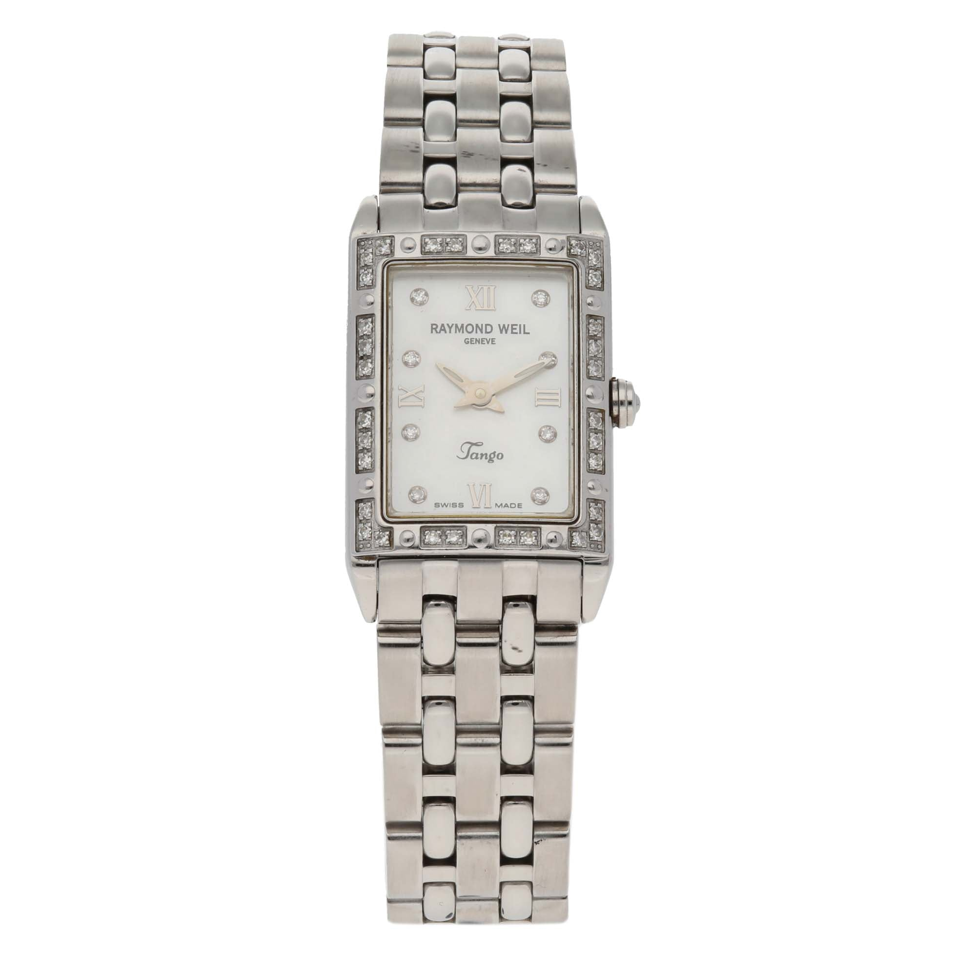 Raymond Weil Tango 5971 18.5mm Stainless Steel Ladies Watch