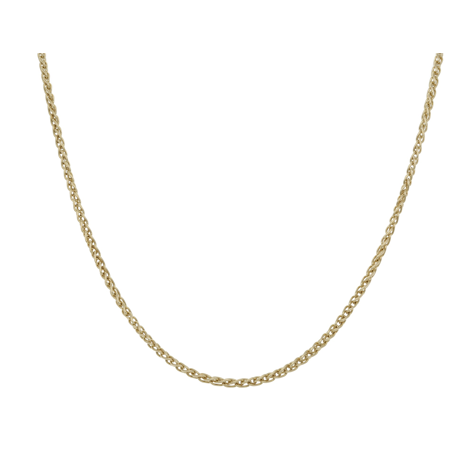 14ct Gold Ladies Other Chain 20