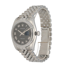 Load image into Gallery viewer, Rolex Datejust 116200 36mm Stainless Steel Mens Watch