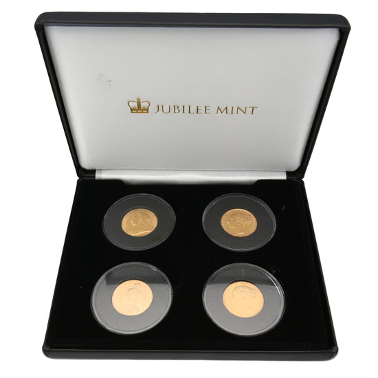 22ct Gold Ladies Unmounted Bullion Coin