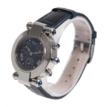 Load image into Gallery viewer, Chopard Imperiale 8378 Steel & Blue 32mm Ladies Watch