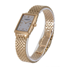 Load image into Gallery viewer, Raymond Weil Tradition 5956 Gold Plated & Mother Of Pearl Diamond 23mm Ladies Watch