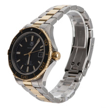 Load image into Gallery viewer, Tag Heuer Aquaracer WAK2122 Bi-Colour & Black 41mm Mens Watch