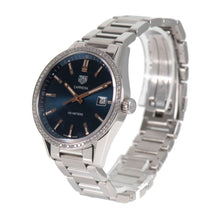 Load image into Gallery viewer, Tag Heuer Carrera WAR1114.BA0601 Automatic 39mm Blue Dial Ladies Watch