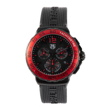 Load image into Gallery viewer, Tag Heuer Formula 1 CAU1117 Steel & Black 42mm Mens Watch
