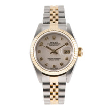 Load image into Gallery viewer, Rolex DateJust 79173 Bi-Colour & Cream 26mm Ladies Watch