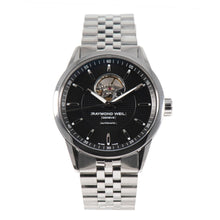 Load image into Gallery viewer, Raymond Weil Freelancer 2710 Steel & Black 42mm Mens Watch