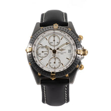 Load image into Gallery viewer, Breitling Chronomat B13047 Chronograph Bi-Colour & White 38mm Mens Watch