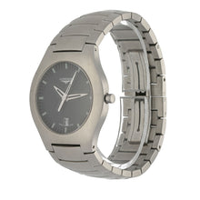 Load image into Gallery viewer, Longines Oposition Round Steel & Grey 35.5mm Mens Watch