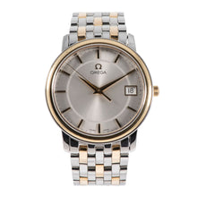 Load image into Gallery viewer, Omega De Ville Bi-Colour & Grey 34.5mm Mens Watch Q7LRV8