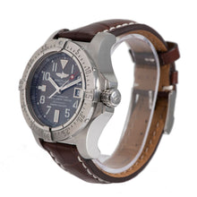 Load image into Gallery viewer, Breitling Avenger Seawolf A17330 Steel & Grey 45mm Mens Watch