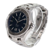 Load image into Gallery viewer, Tag Heuer Link Automatic WJ201C Stainless Steel Blue Dial 42mm Mens Watch