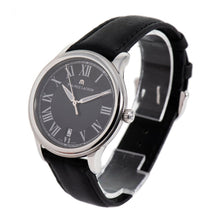 Load image into Gallery viewer, Maurice Lacroix Les Classiques Quartz LC1077 Black Dial 38mm Mens Watch