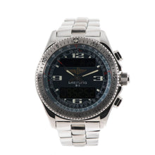 Load image into Gallery viewer, Breitling B1 A78362 Steel & Black Quartz 44mm Mens Watch