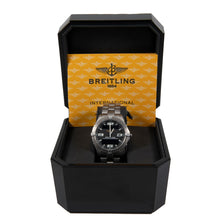 Load image into Gallery viewer, Breitling Aerospace E75362 Titanium & Grey 40mm Mens Watch