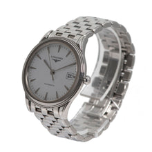 Load image into Gallery viewer, Longines Flagship L4.774.4 Steel & White 35mm Mens Watch