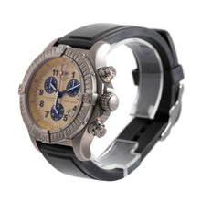 Load image into Gallery viewer, Breitling Chrono Avenger E73360 Titanium & Yellow 44mm Mens Watch