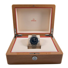 Load image into Gallery viewer, Omega Seamaster Steel and Blue 41mm Mens Watch