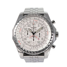 Load image into Gallery viewer, Breitling Bentley A22362 Steel & Cream 49mm Mens Watch