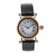 Load image into Gallery viewer, Cartier Diabolo 14400 27mm White & 18ct Yellow Gold Quartz Ladies Watch