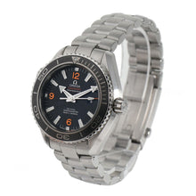 Load image into Gallery viewer, Omega Planet Ocean Stainless Steel & Black 38mm Mens Watch