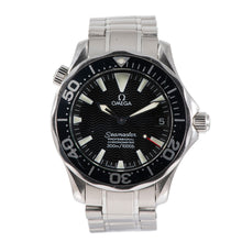 Load image into Gallery viewer, Omega Seamaster 2252.50.00 Steel & Black 36mm Unisex Watch