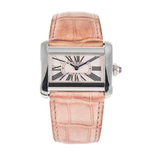Load image into Gallery viewer, Cartier Tank Divan 2599 - 34mm stainless Steel Ladies Watch
