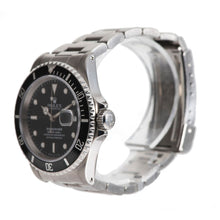 Load image into Gallery viewer, Rolex Submariner 16610 Steel & Black Mens Watch 40mm