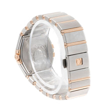 Load image into Gallery viewer, Omega Constellation Bi-Colour & Diamond Set Mother of Pearl 28mm Ladies Watch
