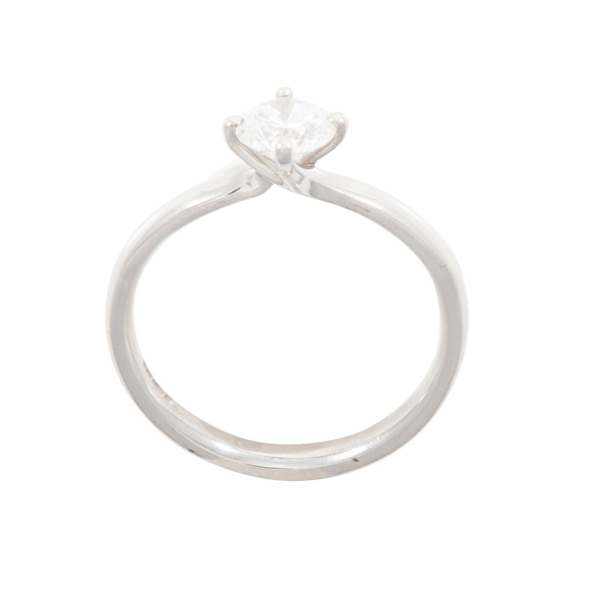 Diamond Solitaire Ring (M) - WLXK96