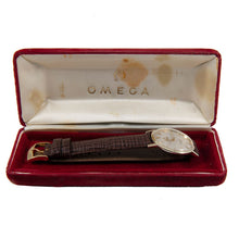 Load image into Gallery viewer, Omega Seamaster Gold Plated & Grey 31.5mm Mens Watch