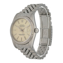 Load image into Gallery viewer, Rolex Datejust 16234 Steel & Grey 36mm Mens Watch