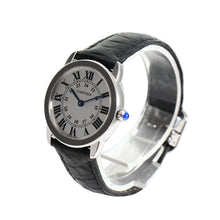 Load image into Gallery viewer, Cartier Ronde Solo 2933 29mm White Dial Mens Watch
