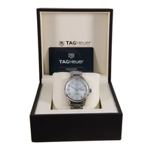 Load image into Gallery viewer, Tag Heuer Carrera WAR201B-1 Steel & Grey 41mm Mens Watch