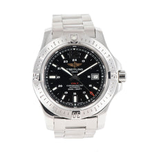 Load image into Gallery viewer, Breitling Colt A17388 Stainless Steel & Black 44mm Mens Watch
