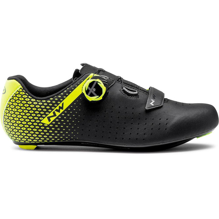Black/Yellow Fluo