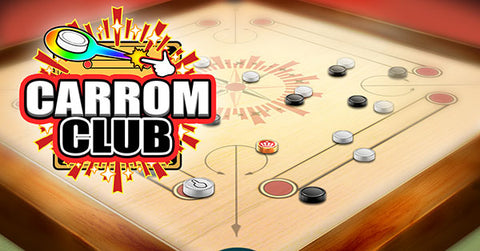 CARROM CLUB ©Toydea Inc.
