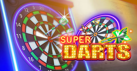SUPER DARTS ©Toydea Inc.