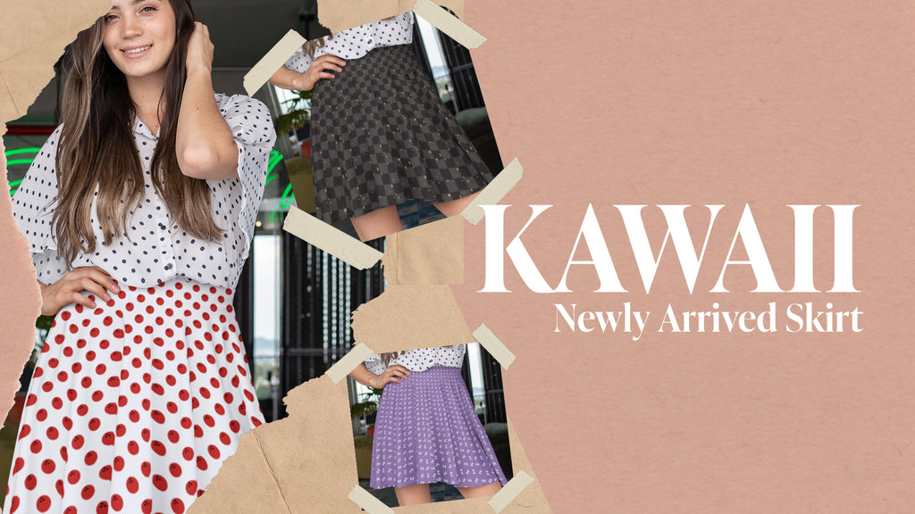 Newly Arrived Kawaii Skirts!