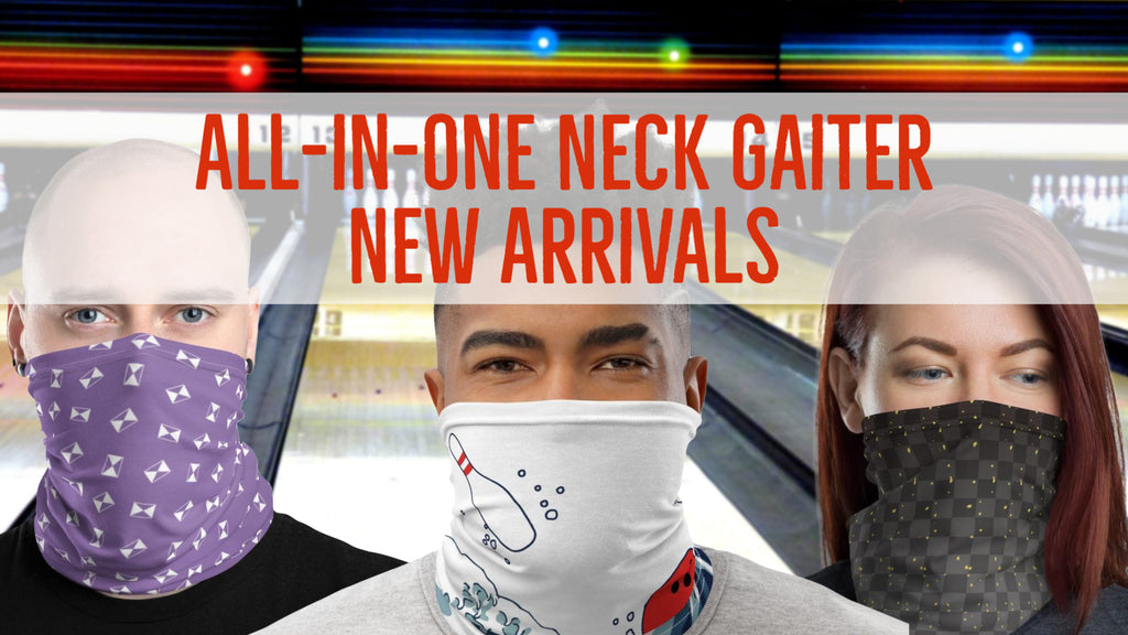 ALL-IN-ONE NECK GAITER NEW ARRIVALS