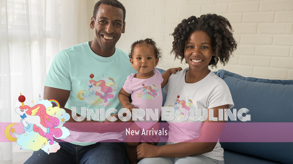 [NEW COLLECTION] Unicorn Bowling