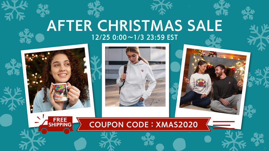 After Christmas Sale - FREE SHIPPING