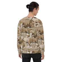 Load image into Gallery viewer, Unisex Sweatshirt - SUPER BOWLING logo on Manga - - SUPER BOWLING STORE