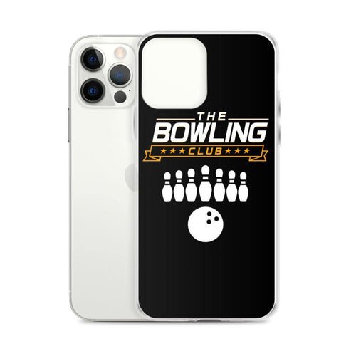 iPhone Case - THE BOWLING CLUB - - SUPER BOWLING STORE