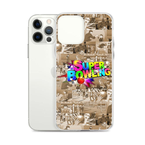 iPhone Case - SUPER BOWLING on Manga - - SUPER BOWLING STORE