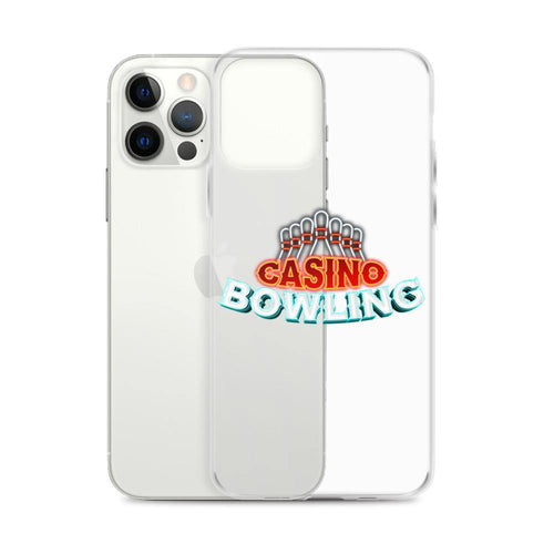 iPhone Case - CASINO BOWLING - - SUPER BOWLING STORE