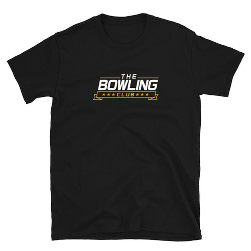 THE BOWLING CLUB Short-Sleeve Unisex T-Shirt - SUPER BOWLING STORE