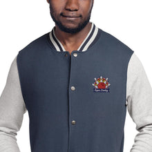 Load image into Gallery viewer, Classic SUPER BOWLING Embroidered Champion Bomber Jacket - SUPER BOWLING STORE