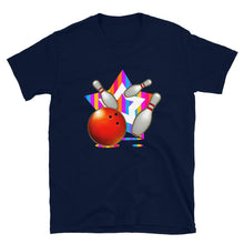 Load image into Gallery viewer, STRIKE BOWLING Short-Sleeve Unisex T-Shirt - SUPER BOWLING STORE