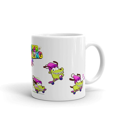 Mug with Skaty & Super Bowling logo - SUPER BOWLING STORE